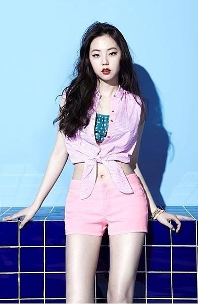 Wonder Girls出身的昭熙正式開始演員活動 與李炳憲同屬同一經紀公司