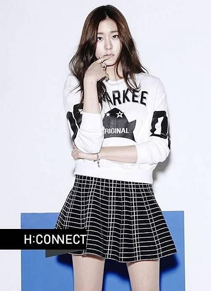 "UIE""H:CONNECT""新代言照"