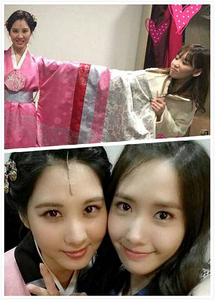 太妍,潤娥,EXO看徐玄音樂劇