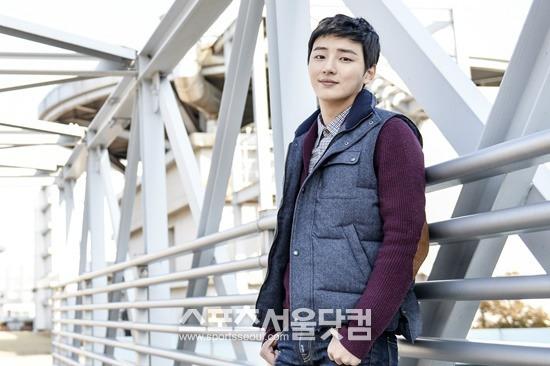 尹施允:潤娥是很好的演員