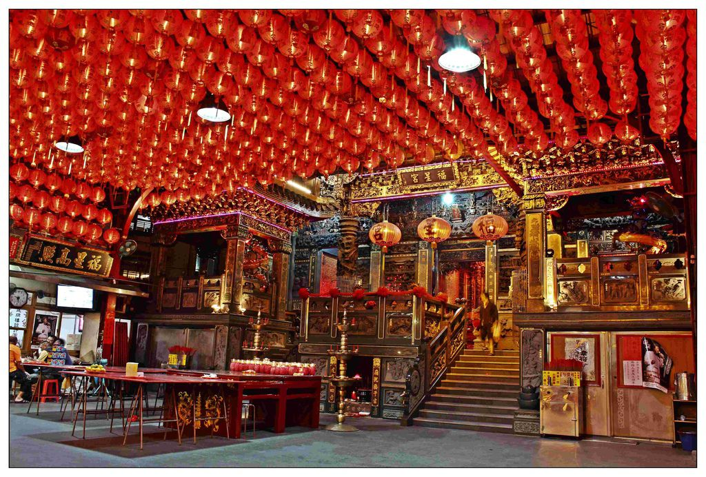 【石牌】台灣廟宇文化特色《福星宮》
