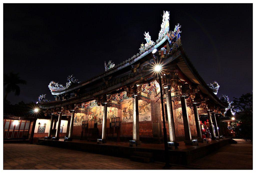 台灣廟宇文化