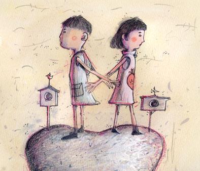 擁抱的方式