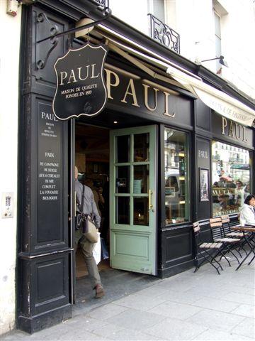 保羅麵包店