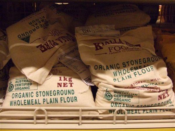 Flour @ Villa Market