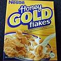 雀巢蜂蜜玉米麥片