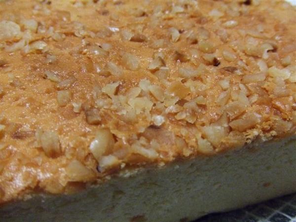 日出榛果楓糖乳酪蛋糕
