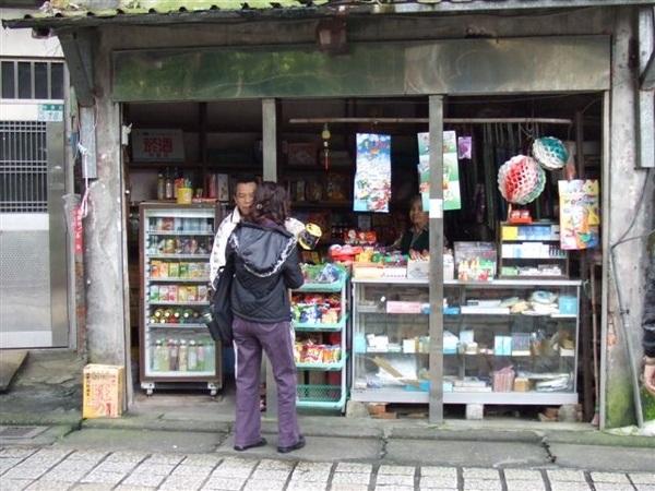 張君雅小妹妹的雜貨店_平溪站