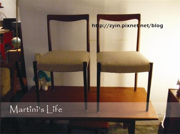 20090301_買餐桌椅兩張