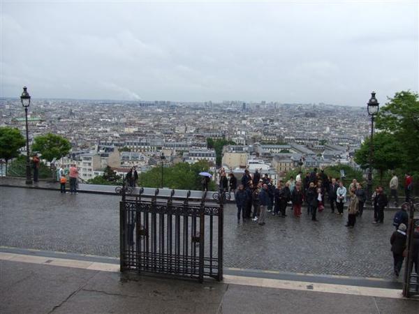 整個巴黎都在腳下