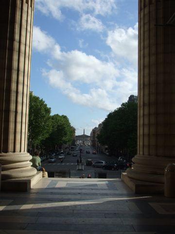 瑪德蓮大教堂 La Madeleine