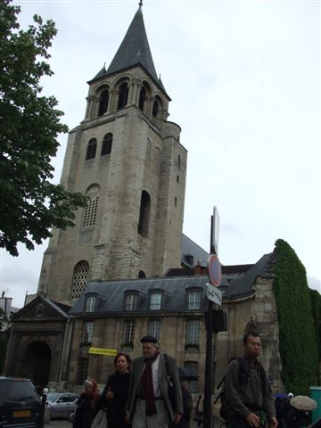 Église St.-Germain-des-Prés