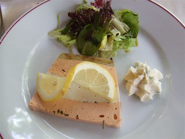 前菜 @ Brasserie Vagenende