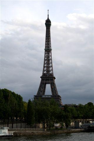 塞納河遊船,搭船遊巴黎