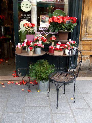 街上的花店