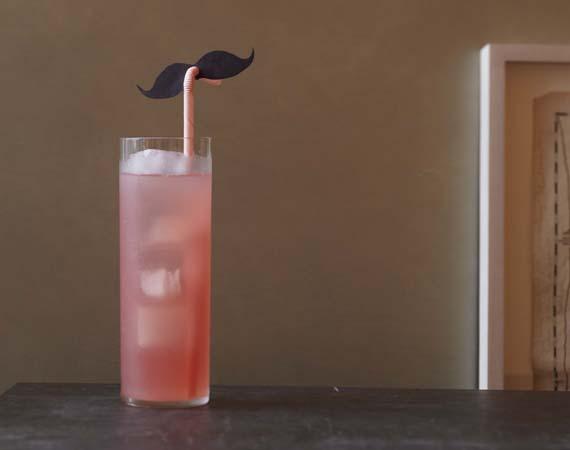 Mustache-Drink-Topper