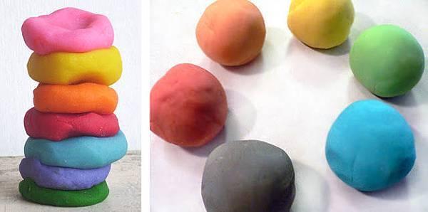 homemade color dough2