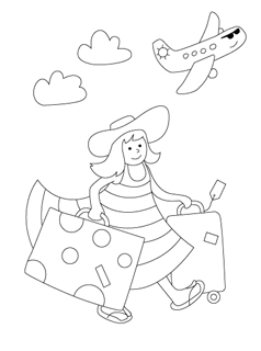 summer-coloring-pages-holiday